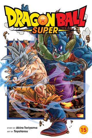 Dragon Ball Super Manga vol. 15 (Viz Media)