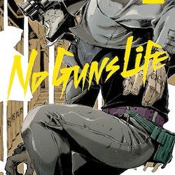 No Guns Life Manga vol. 2 (Viz Media)