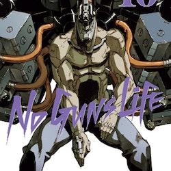 No Guns Life Manga vol. 10 (Viz Media)