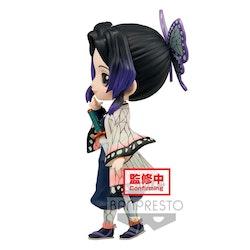 Demon Slayer: Kimetsu no Yaiba Q Posket Figure Shinobu Kocho (Banpresto)