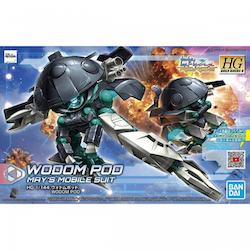 HG Gundam Build Divers Re:Rise Wodom Pod 1/144 (Bandai)