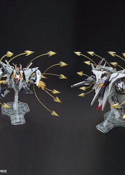 HGUC Xi Gundam VS Penelope Funnel Missile Set 1/144 (Bandai)