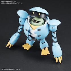 HG Gundam Build Divers Momokapool 1/144 (Bandai)