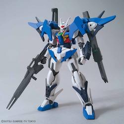 HG Gundam Build Divers Gundam 00 Sky 1/144 (Bandai)