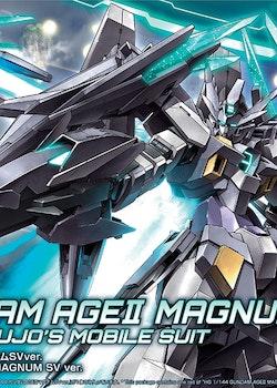 HG Gundam Build Divers Gundam AGE II Magnum SV Ver. 1/144 (Bandai)