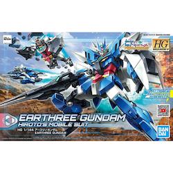 HG Gundam Build Divers Re:Rise Earthree Gundam 1/144 (Bandai)