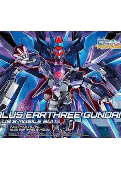 HG Gundam Build Divers Re:Rise Earthree Alus Gundam 1/144 (Bandai)