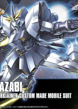HG Gundam Build Fighters Miss Sazabi 1/144 (Bandai)
