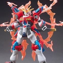 HG Gundam Build Fighters Try Kamiki Burning Gundam 1/144 (Bandai)