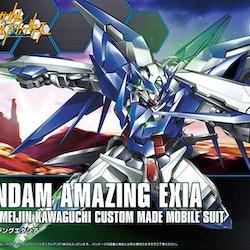 HG Gundam Build Fighters Gundam Amazing Exia 1/144 (Bandai)
