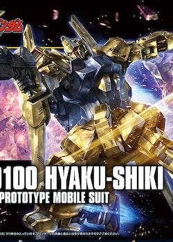 HGUC Hyaku Shiki Revive 1/144 (Bandai)
