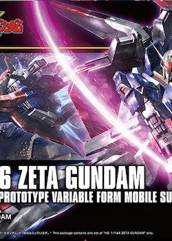HGUC ZETA Gundam Revive 1/144 (Bandai)