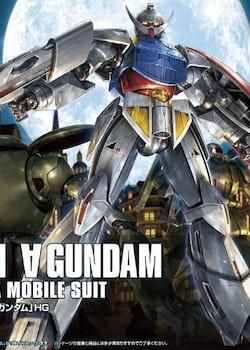 HG Turn A Gundam 1/144 (Bandai)