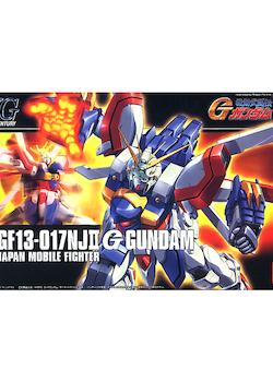 HG God Gundam 1/144 (Bandai)