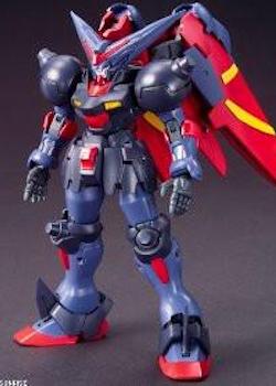 HG Master Gundam & Fuunsaiki 1/144 (Bandai)