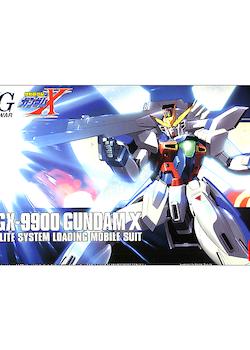 HG Gundam X 1/144 (Bandai)