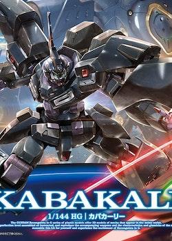HG Kabakali 1/144 (Bandai)