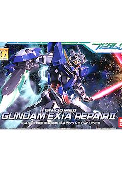 HG Gundam Exia Repair II 1/144 (Bandai)