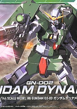 HG Gundam Dynames 1/144 (Bandai)