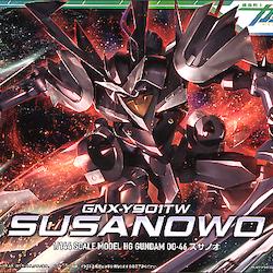 HG Susanowo 1/144 (Bandai)