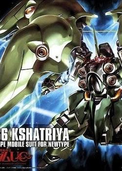HGUC Kshatriya 1/144 (Bandai)