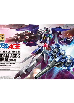 HG Gundam AGE-2 Normal 1/144 (Bandai)