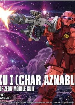 HG Char's Zaku I Origin Ver. 1/144 (Bandai)