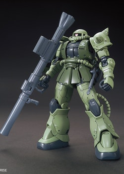 HG Zaku II Type C/C-5 Origin Ver. 1/144 (Bandai)