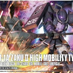 HG Zaku II High Mobility Type Ortega Origin Ver. 1/144 (Bandai)