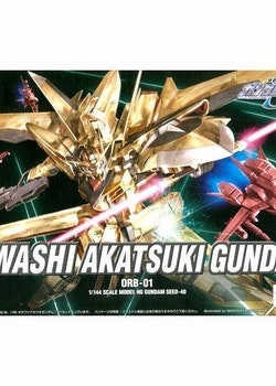 HG Gundam Owashi Akatsuki 1/144 (Bandai)