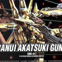 HG Gundam Shiranui Akatsuki 1/144 (Bandai)