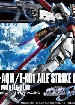 HG Gundam Aile Strike 2014 Remaster Ver. 1/144 (Bandai)