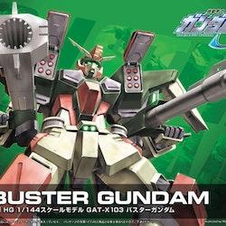 HG Gundam Buster 2011 Remaster Ver. 1/144 (Bandai)