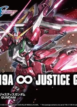 HG Gundam Infinite Justice 2020 Remaster Ver. 1/144 (Bandai)