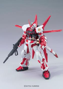 HG Gundam Astray Red Frame Flight Unit 1/144 (Bandai)