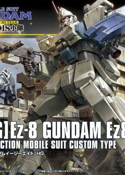 HGUC Gundam Ez8 1/144 (Bandai)
