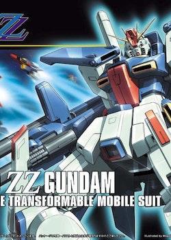 HGUC ZZ Gundam 1/144 (Bandai)