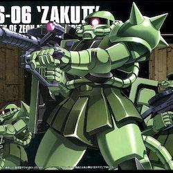 HGUC Zaku II 1/144 (Bandai)