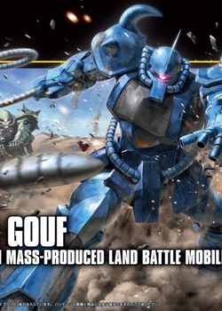 HGUC Gouf Revive 1/144 (Bandai)