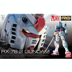 RG Gundam RX-78-2 1/144 (Bandai)