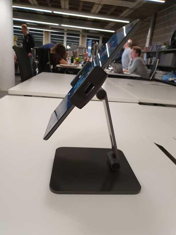 Samsung Galaxy Tab A & Specialställ