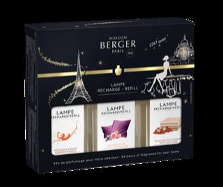 Doft Triopack Säsong Maison Berger Paris