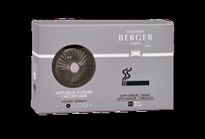 Bildoft / cardiffuser, Anti Odour, Tobacco, Woody - Maison Berger Paris