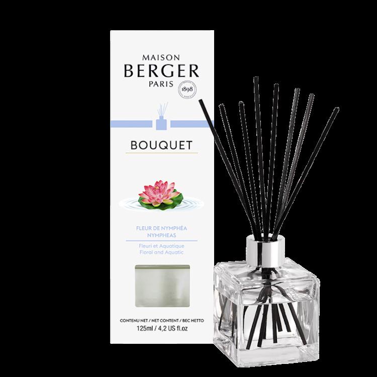Doftpinnar - Diffuser, Bouquet, Nymphea - Maison Berger Paris