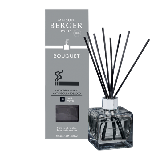 Doftpinnar - Diffuser, Bouquet Anti Odour, Fresh and Aromatic - Maison Berger Paris