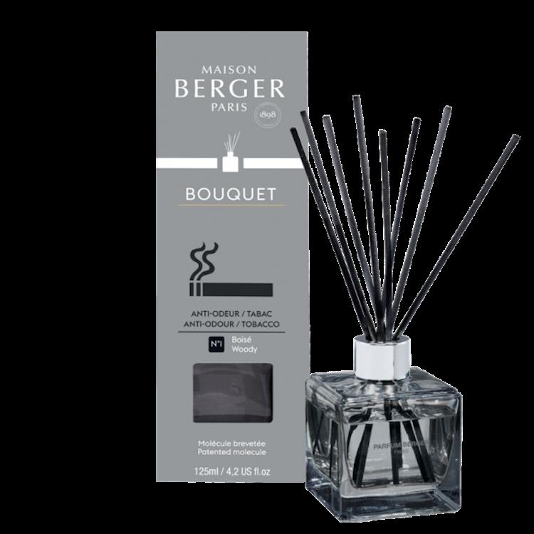 Doftpinnar - Diffuser, Bouquet Anti Odour, Fresh and Aromatic - Maison Berger Paris