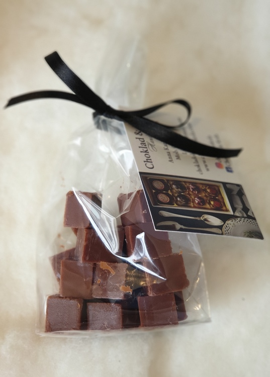 Exklusiv Choklad Fudge