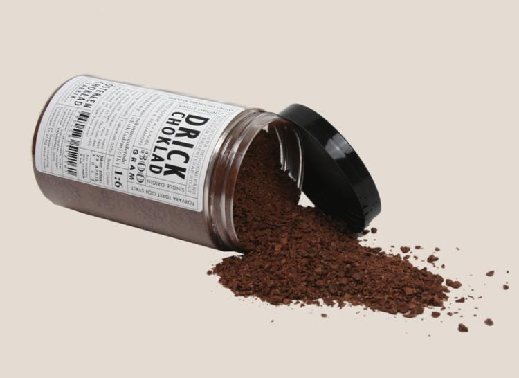 Drickchoklad 300g riven kvalitetschoklad!