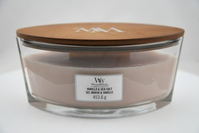 WoodWick Vanilla & Sea Salt
