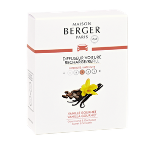 Bildoft / Cardiffuser refill, Vanilla Gourmet - Maison Berger Paris